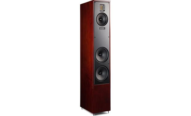 MartinLogan Motion® 40 Grille off (Black Cherrywood)