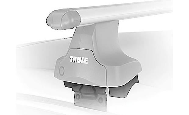Thule kit1430 Fit Kit Fit Kit shown attached to feet as part of a Thule rack system