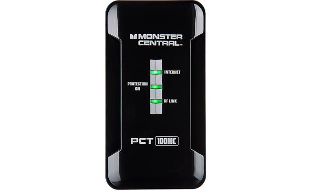 Monster Central Power Control™ 100MC module Front