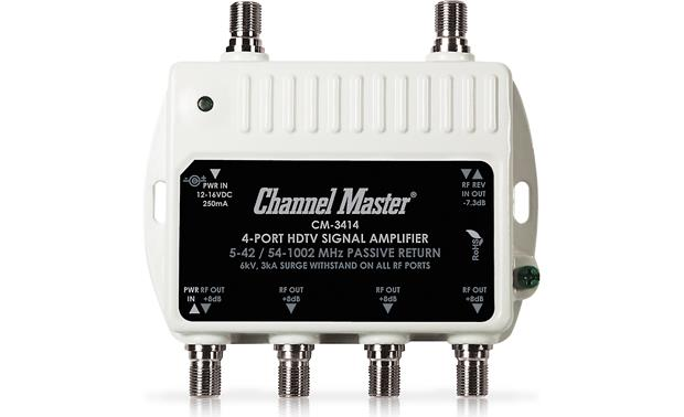 Channel Master 3414 Front