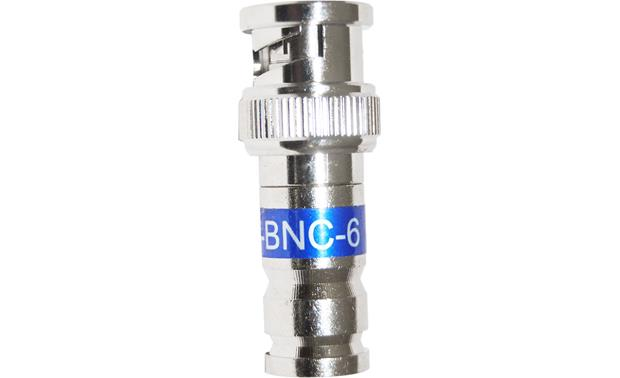 Channel Master Compression BNC Connector Front
