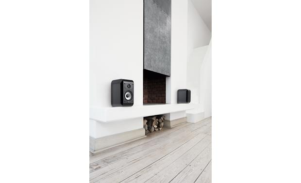 Boston Acoustics M25 M25 in a livingroom setting