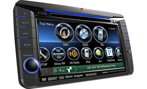 Kenwood DNX719VHD Other