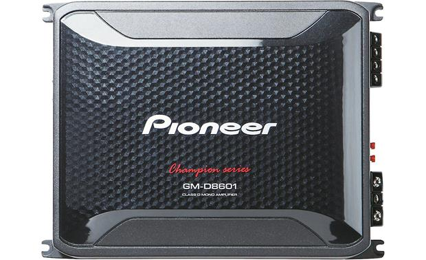 Pioneer GM-D8601 Other