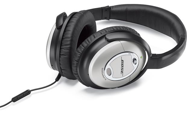 Bose® QuietComfort® 15 Acoustic Noise Cancelling® headphones Front