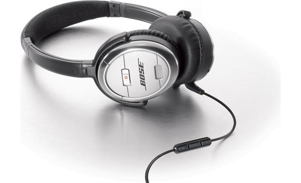 Bose® QuietComfort® 3 Acoustic Noise Cancelling® headphones Front