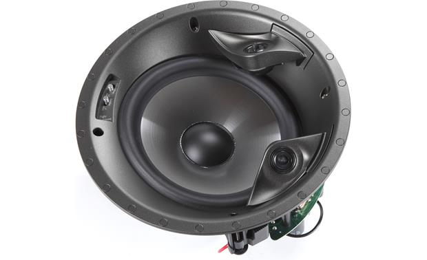 Polk Audio 80 F/X-LS Angled woofer design
