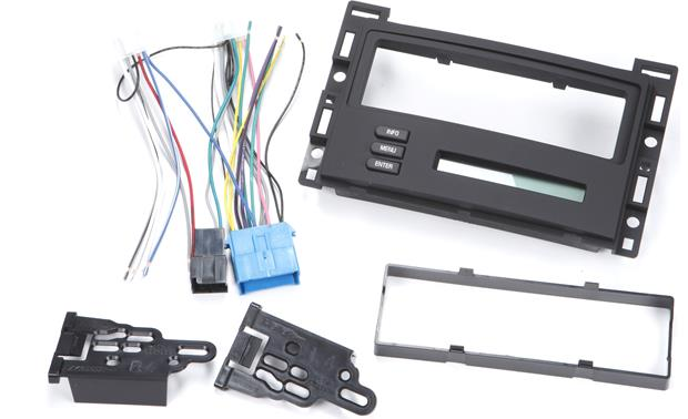 Metra 99-3303 Dash and Wiring Kit Kit