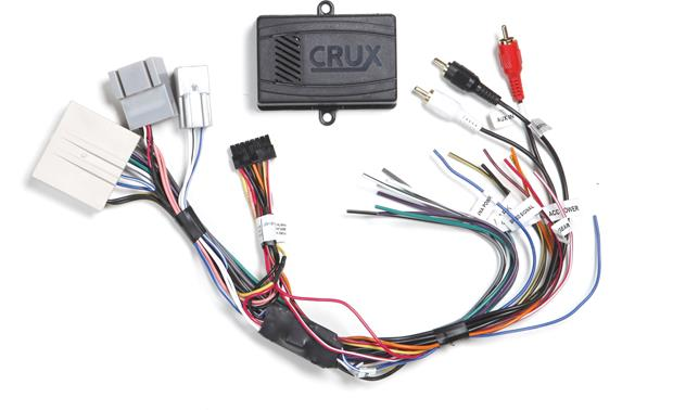 crux soofd wiring interface connect a new car stereo and retain crux soofd 27 wiring interface front