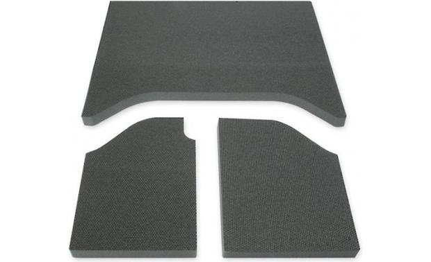 Boom Mat Sound Deadening Headliner Kit Boom Mat 3-piece kit (black version shown)