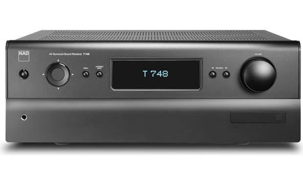 nad t 748v2 7 1 channel home theater receiver at crutchfield com rh crutchfield com NAD T 748 Receiver Ratings NAD T748 Receiver