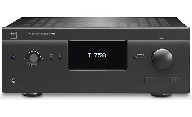 NAD T 758 Front