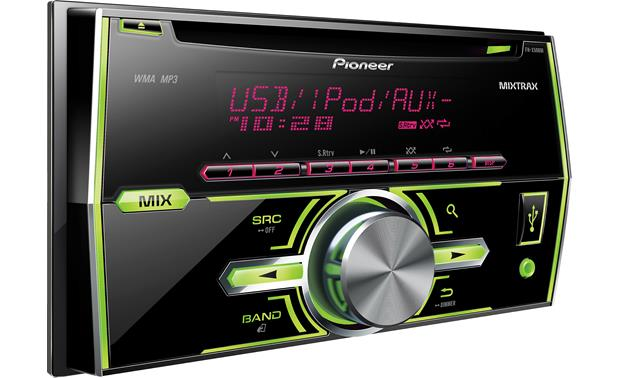 pioneer fh-x500ui other
