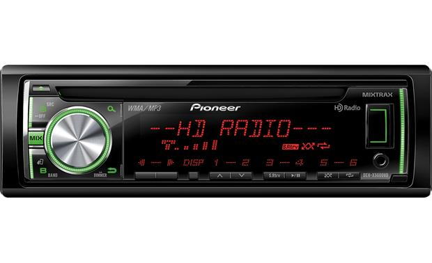 Pioneer DEH-X5600HD Front