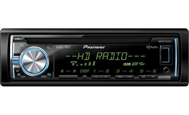 Pioneer DEH-X5600HD Other