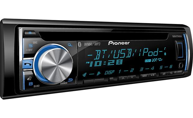 Pioneer DEH-X6600BT Other