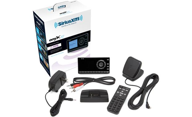 XM Onyx EZ Package contents