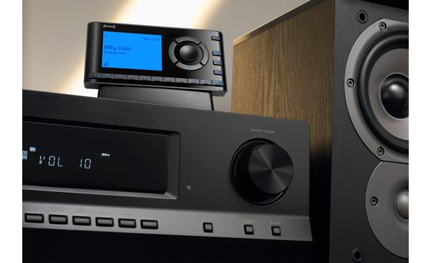 XM Onyx EZ Works with your home stereo