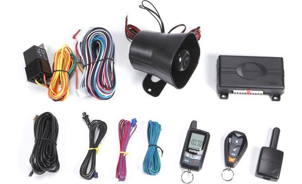 viper responder 350 model 3305v car security and keyless. Black Bedroom Furniture Sets. Home Design Ideas