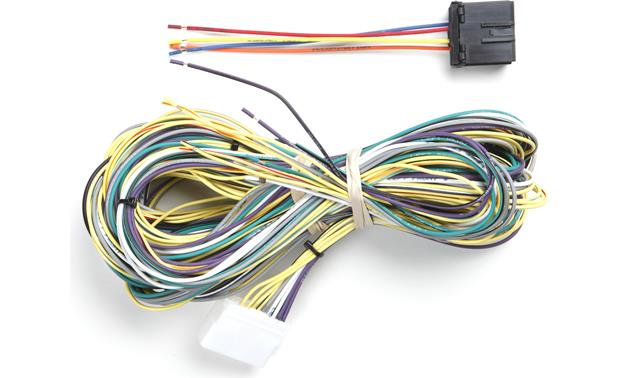 Metra 70-7002 Amp Bypass Harness Front