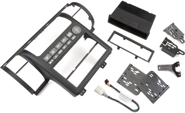 Metra 99-7604 Dash Kit Black