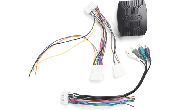 Axxess MITO-02 Wiring Interface Front