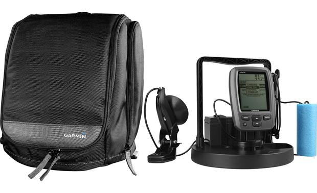 Garmin echo 150 Bundle Front