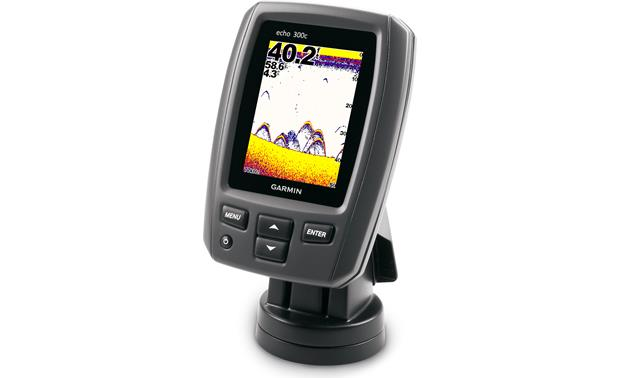 garmin echo 300c fishfinder with 3 5 color display at crutchfield com rh crutchfield com garmin echo 150 manual español garmin echo 150 owner's manual