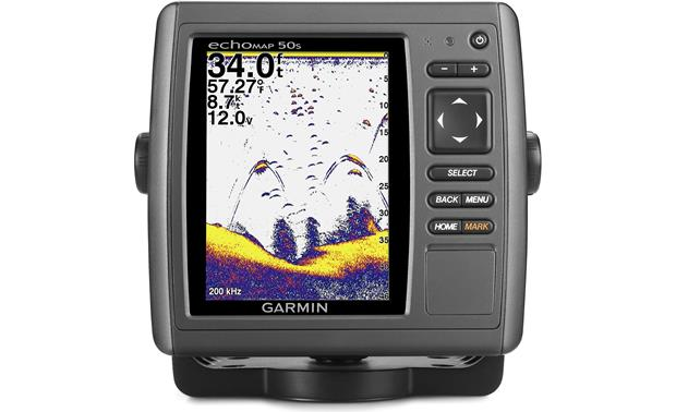 g150ECHOM5W o_front15 garmin echomap 50s (with transducer) chartplotter fishfinder with  at readyjetset.co