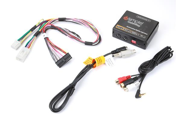 iSimple® Auxiliary Input Adapter for Toyota Front