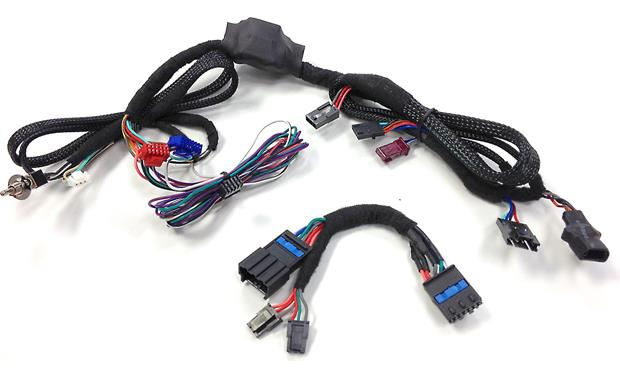 XpressKit THGM610 Interface Harness Front