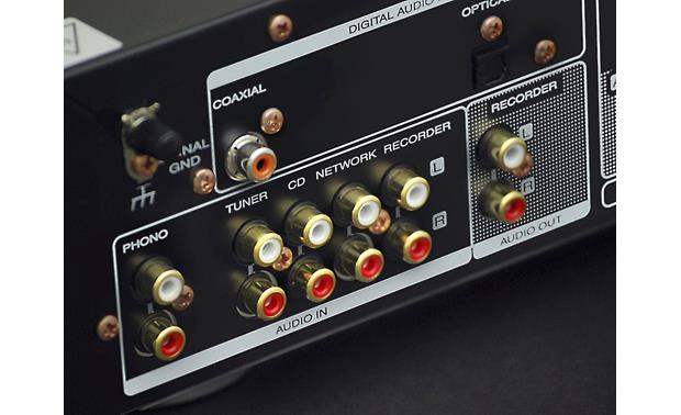 Marantz PM6005 Digital and analog inputs