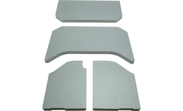 Boom Mat Sound Deadening Headliner Kit Boom Mat 4-piece kit (gray)
