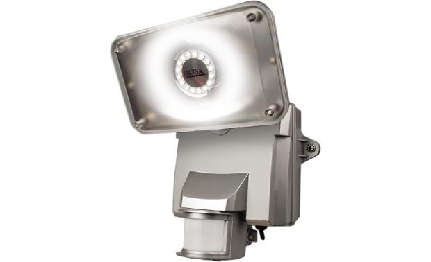 MAXSA 44640 Solar Powered Floodlight Front