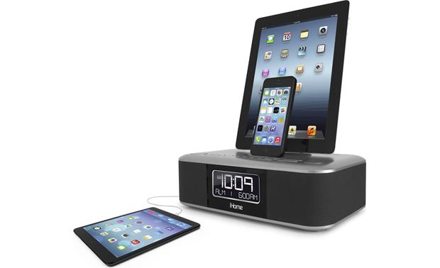 iHome iDL100 (iPhone 5 and iPads not included)
