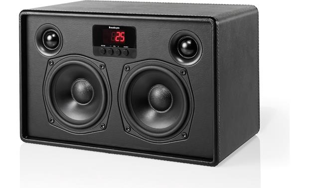 Audio Pro Allroom Air One Black - (speaker cover removed)
