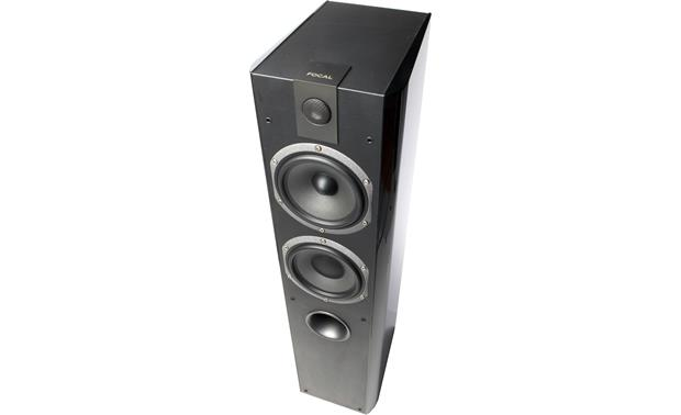 Focal Chorus 716 Black (grille off)