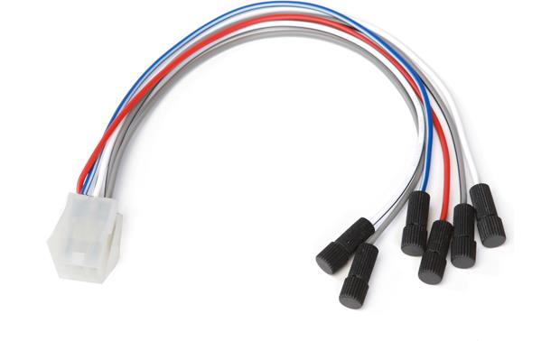 bazooka f a s t 9999 universal connection harness for powered bazooka f a s t 9999 front
