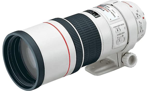 Canon EF 300mm f/4L IS USM Front