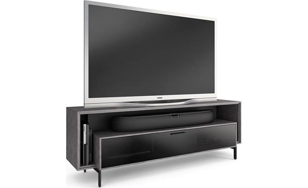 BDI Cavo™ 8167 Graphite (TV and components not included)
