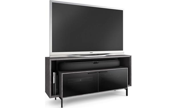 BDI Cavo™ 8168 Graphite (TV and components not included)