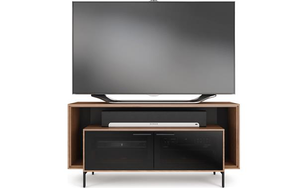 BDI Cavo™ 8168 Walnut (TV and components not included)