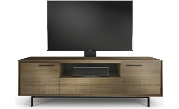 BDI Signal™ 8329 Walnut (TV and components not included)
