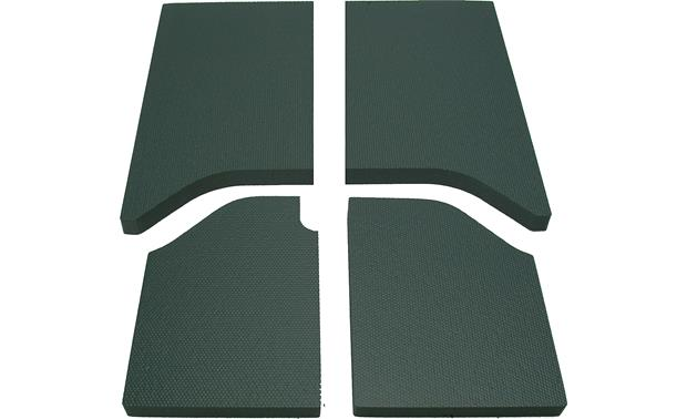 Boom Mat Sound Deadening Headliner Kit Boom Mat 4-piece kit (Black)