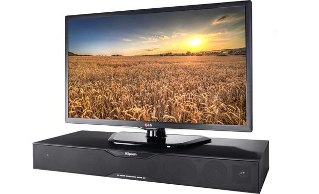 Klipsch SB 120 Sound Platform Fits under flat-panel TVs