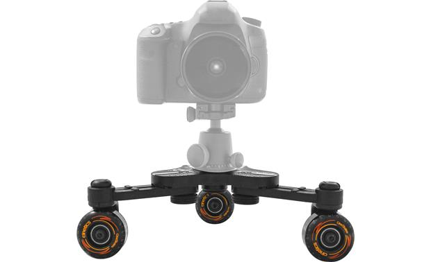 Cinetics CineSkates Pro Front (camera and tripod head not included)