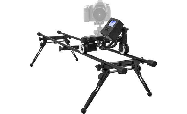 Cinetics CineMoco System Front (tripod head and DSLR not included)