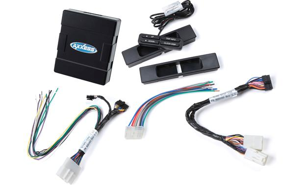 Axxess NIRD-01 Wiring Interface Connect a new stereo and retain ...