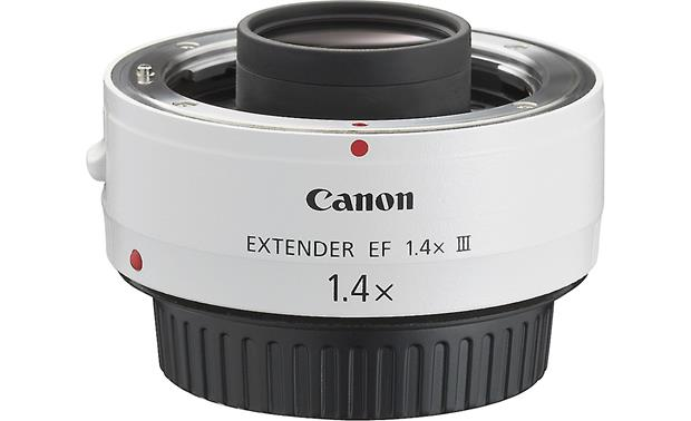 Canon EF 1.4x III Extender With lens cap