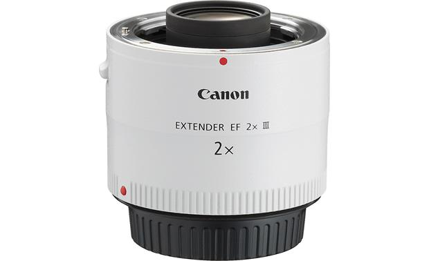 Canon EF 2x III Extender With lens cap